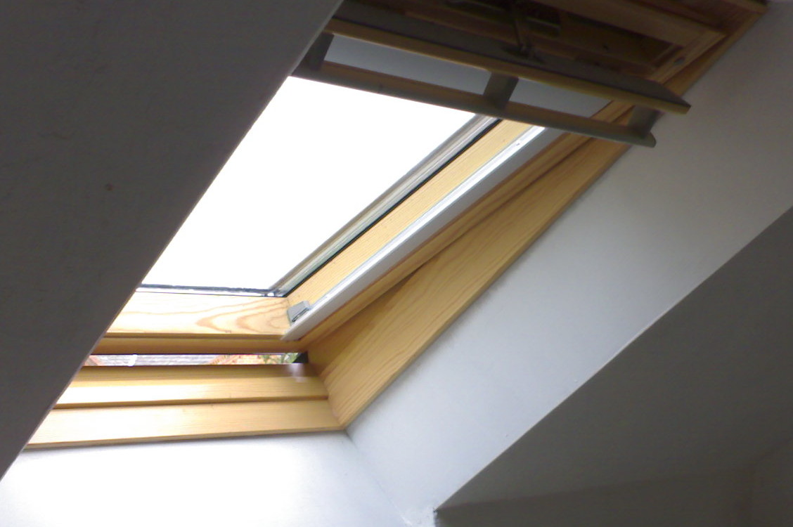 Sécuriser ses fenêtres de toit / Velux