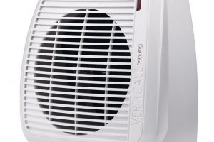 Radiateur soufflant : un chauffage d'appoint pratique et compact